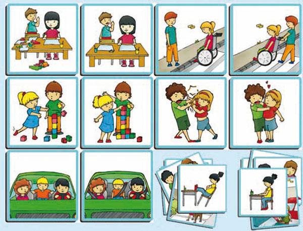 Assez AFD - jeu éducatif permettant l'apprentissage de compétences chez  KR96