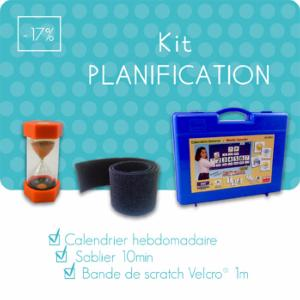 Kit planification