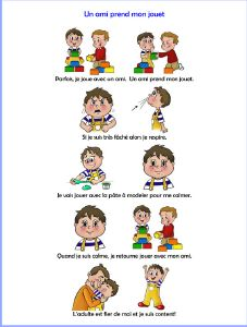 Autisme pictogrammes for Quand ramasser les coings